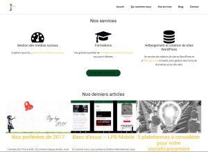 Site web - Giracom