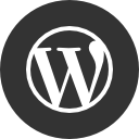 wordpress - icon