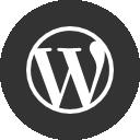 wordpress - icon
