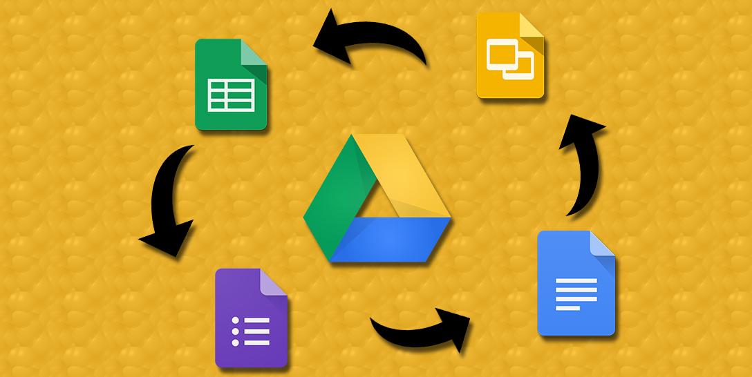 Google Drive hors ligne