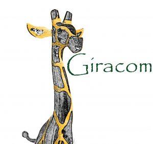 Giracom's logo