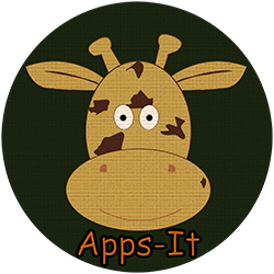 Logo de Apps-It (avant le rachat)