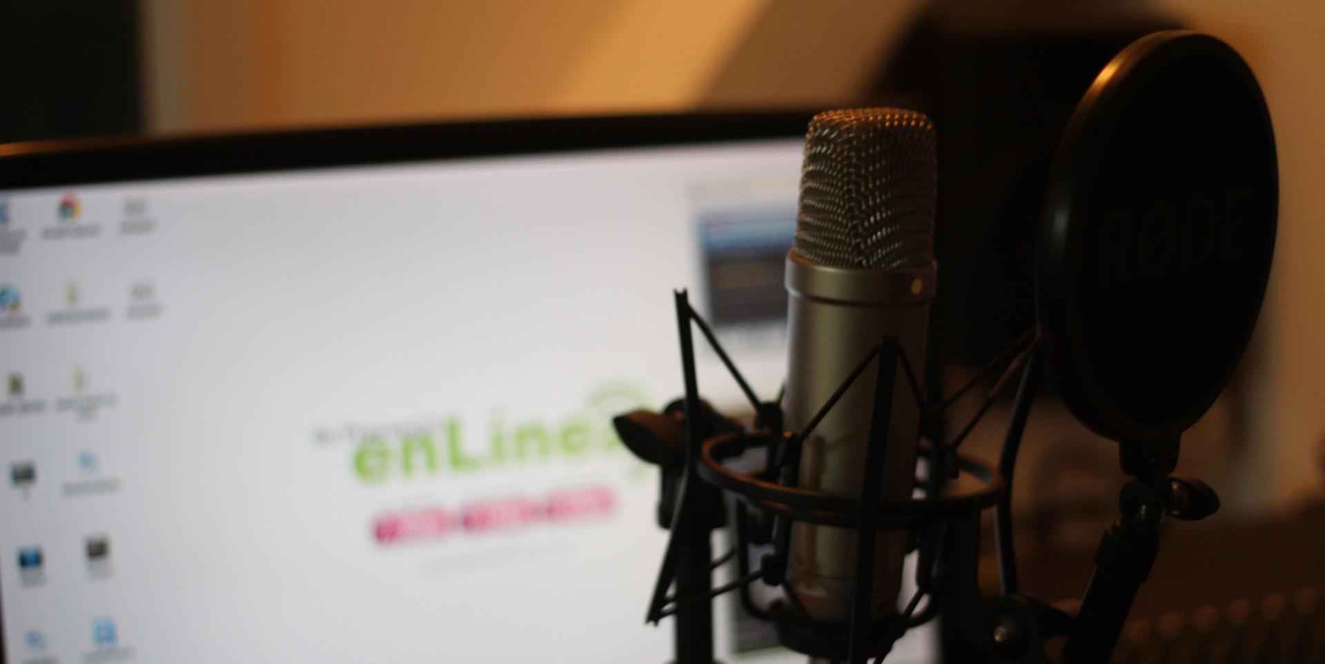 Ecouter des podcast - une