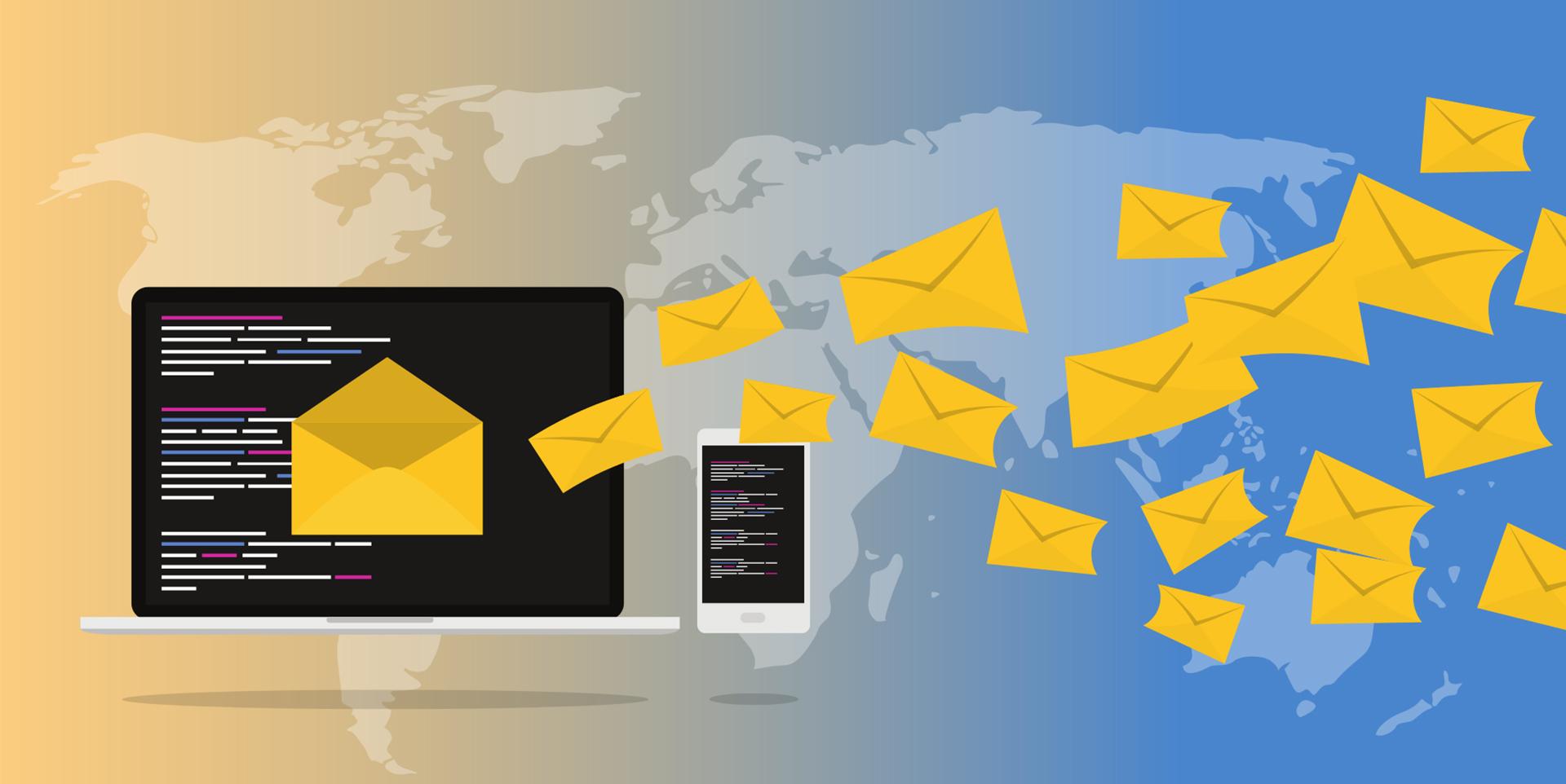 Comment faire un backup de vos courriel - une