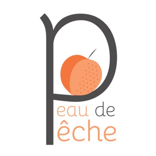 Peau de Pêche - Logo