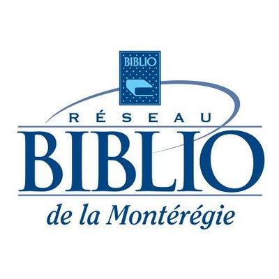 Logo du réseau biblio Montérégie